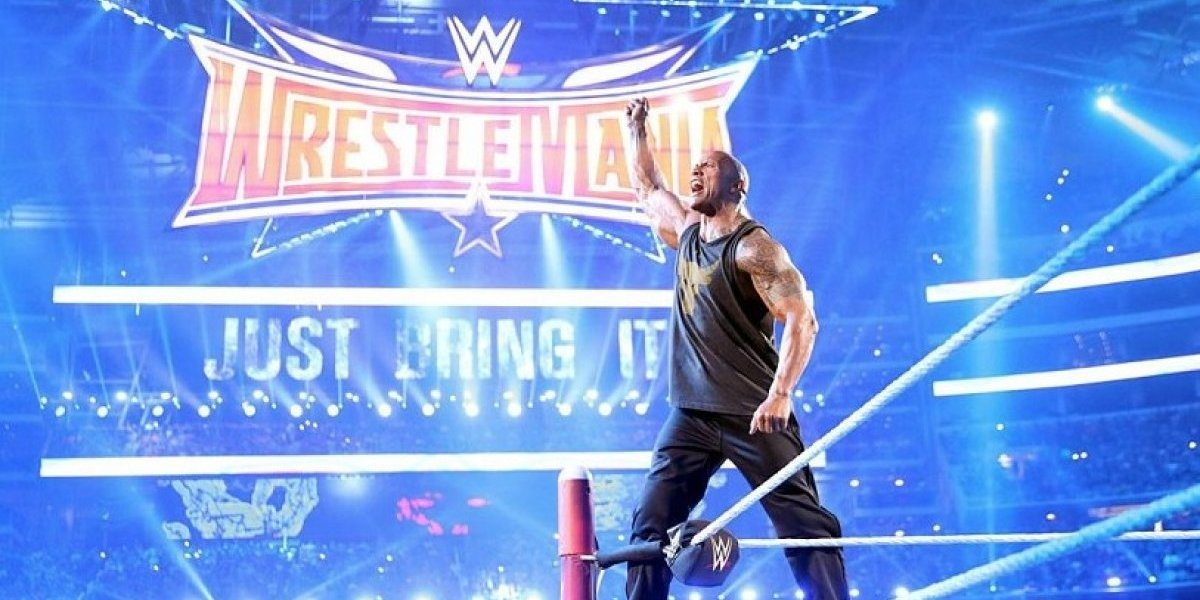 ¿The Rock volvería a WWE apareciendo en el tradicional Wrestlemania?