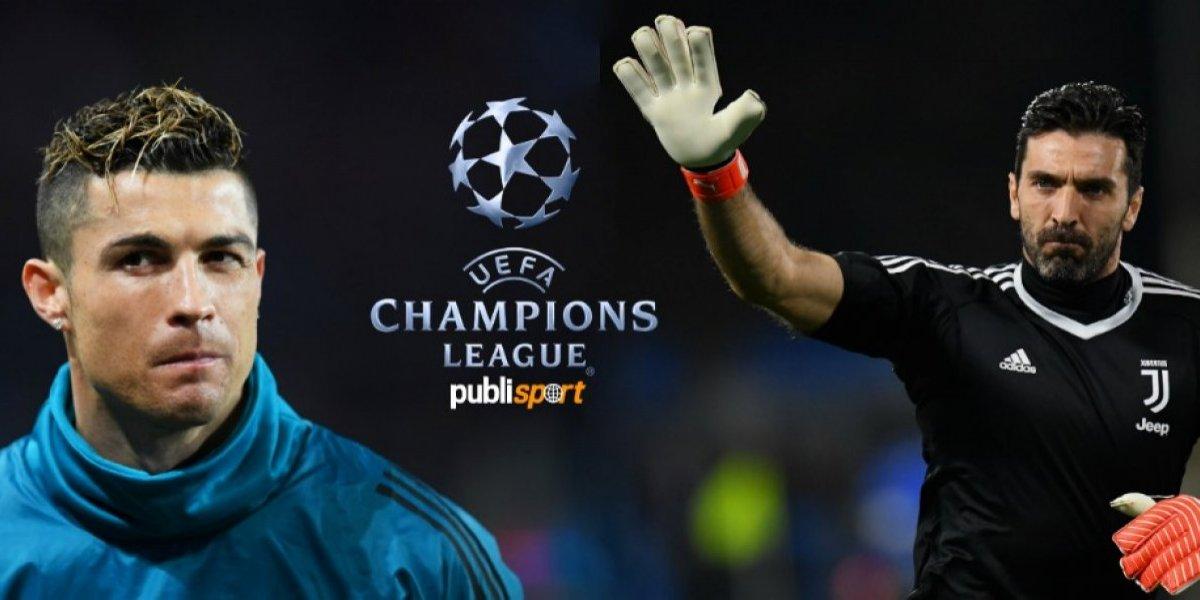 Juventus vs. Real Madrid, ¿dónde y a qué hora ver el partido de Champions?