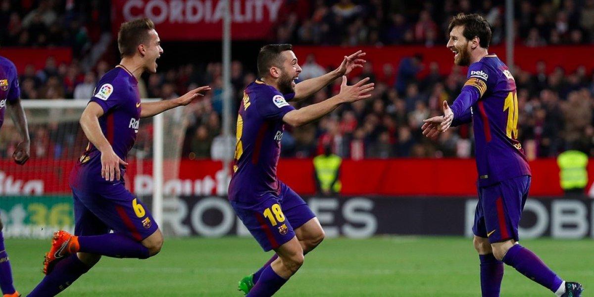 Barcelona vs. AS Roma, ¿dónde y qué hora ver el partido de Champions?
