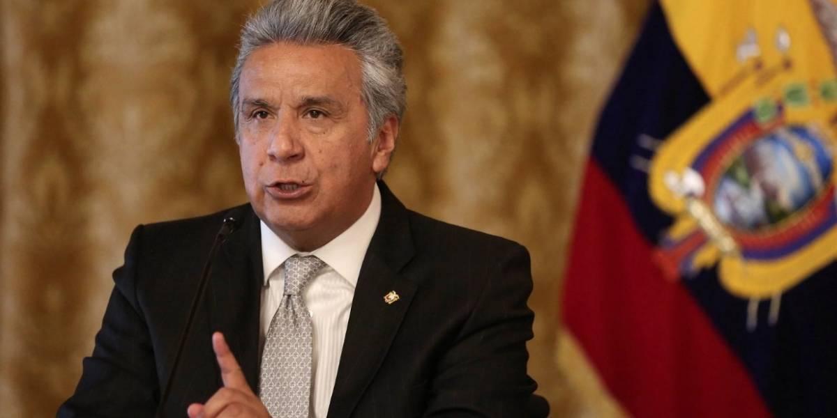 Lenín Moreno: No vamos a subir impuestos, vamos a recaudar más