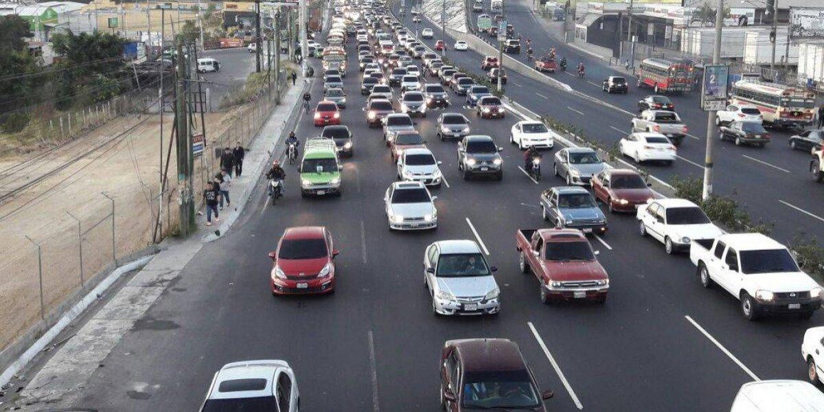 SAT inactivará vehículos de los cuales se adeuda el impuesto sobre circulación