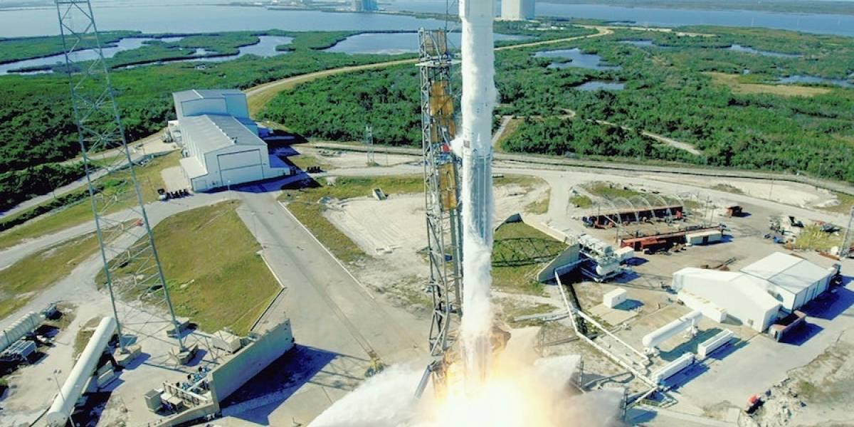 SpaceX: Mira cómo fue el lanzamiento del segundo cohete Falcon 9 usado