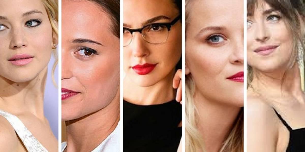 Essas as atrizes mais comentadas do cinema no momento