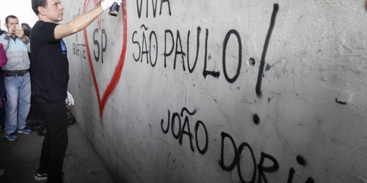 De saída da Prefeitura de SP, Doria dobra verba de publicidade
