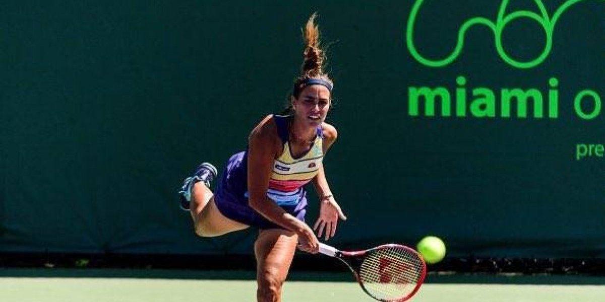Mónica Puig escala a la posición 68 en los rankings mundiales