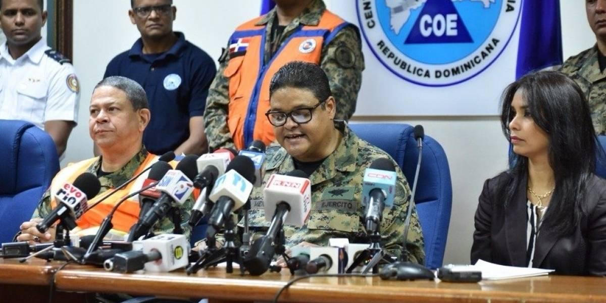 COE pone en alerta verde a 3 provincias en el último día de la temporada ciclónica