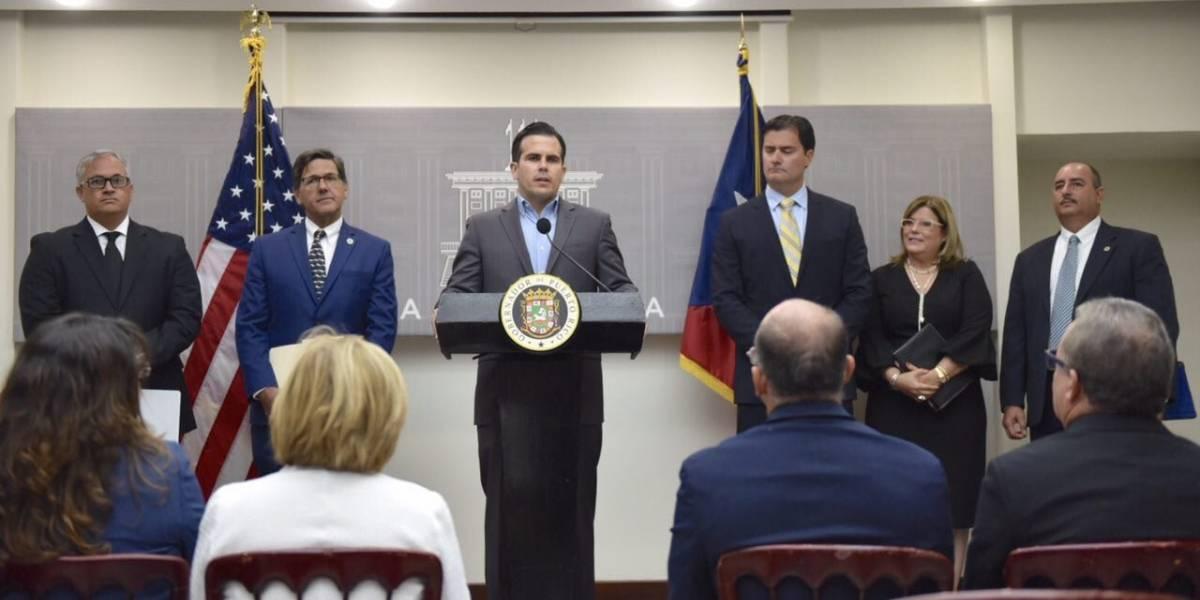 """Presidente de UPR """"saca pecho"""" junto a Rosselló en contra de la JCF"""
