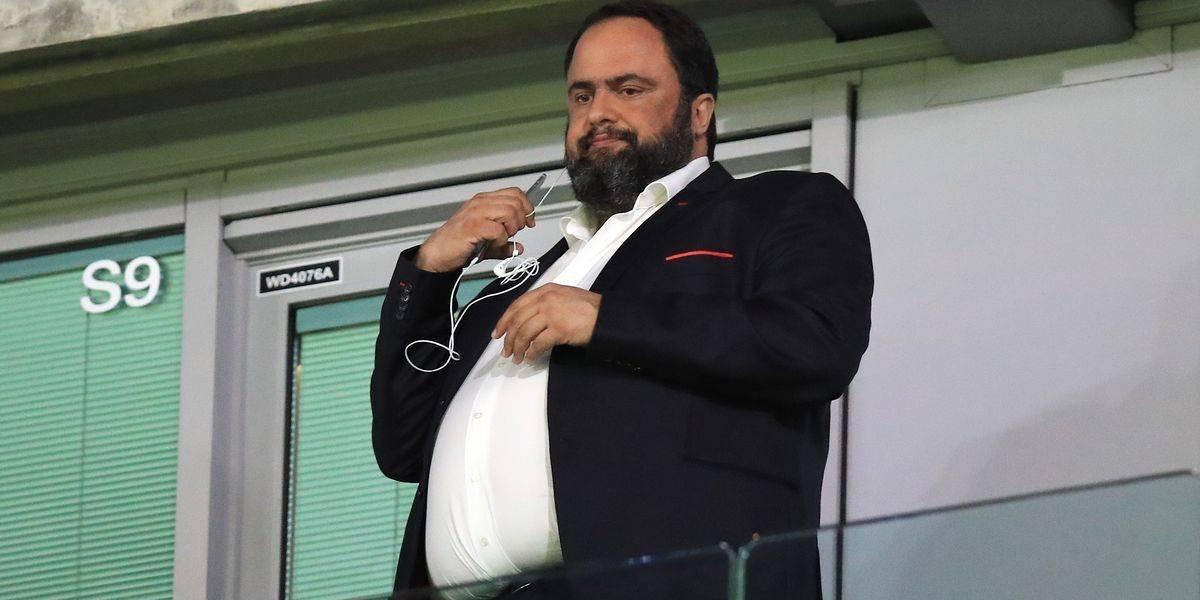"""Dueño de Olympiacos manda de """"vacaciones"""" a sus jugadores por malos resultados"""