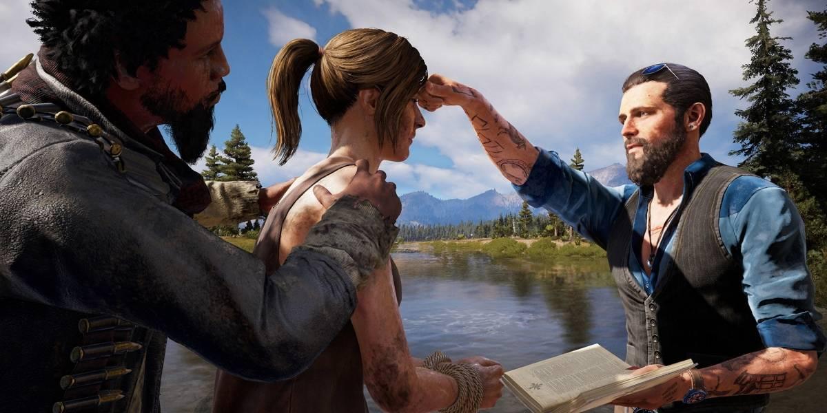 Este mapa interactivo de Far Cry 5 te dice todo sobre el juego