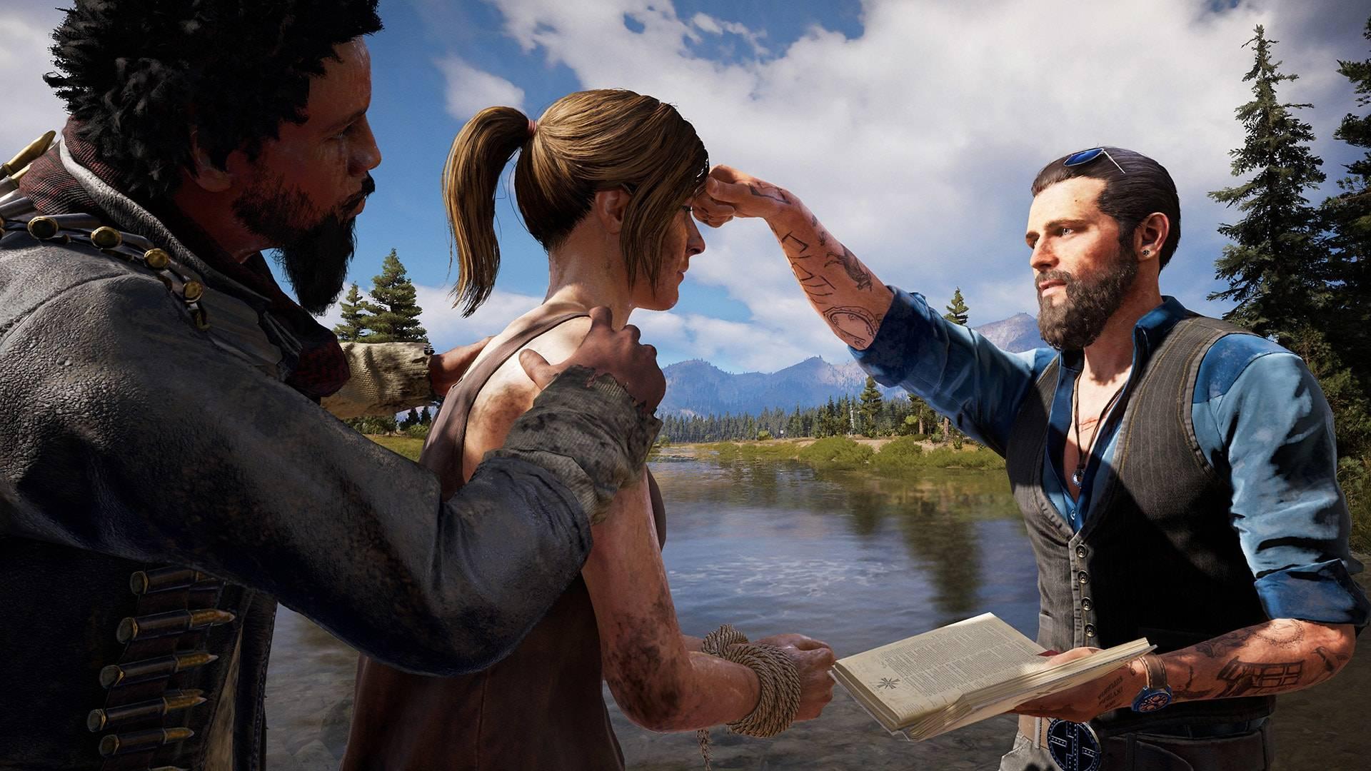 Far Cry 5 es el segundo lanzamiento más exitoso de Ubisoft