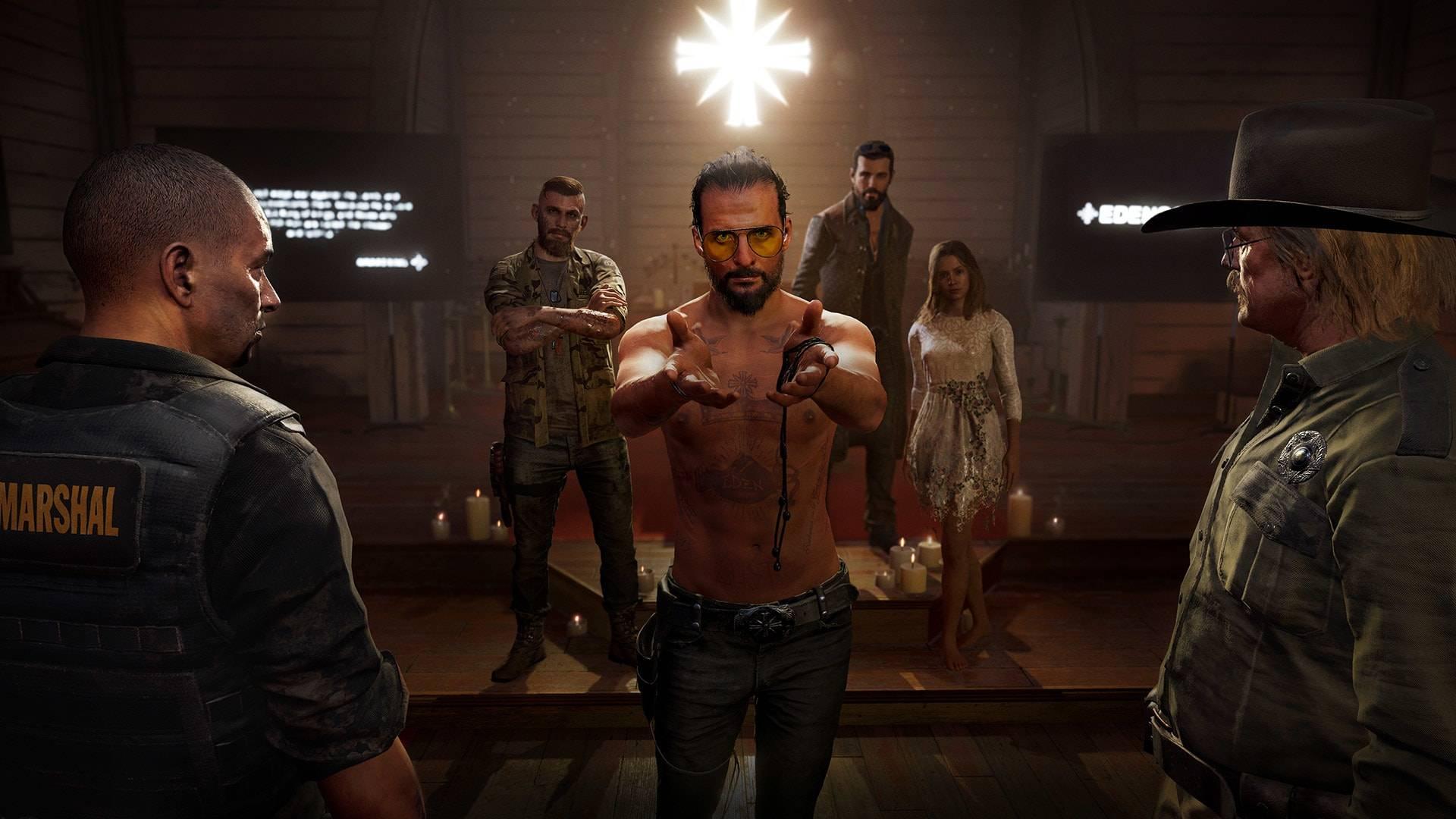 Far Cry 5 recaudó 310 millones en su debut — Récord para Ubisoft