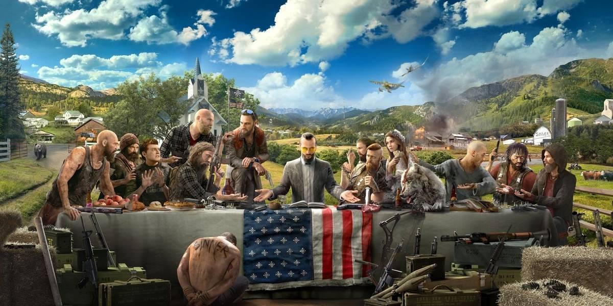 Récord para Ubisoft: Far Cry 5 recaudó 310 millones en su debut