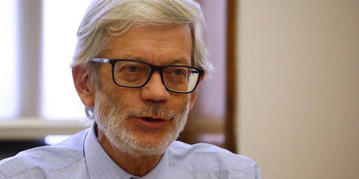 El sutil vínculo entre el actual ministro de Obras Públicas y el proyecto de tren rápido a Valparaíso