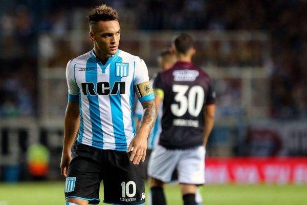 Lautaro Martínez es la mayor aparición en el fútbol argentino durante la última década / Foto: Getty Images