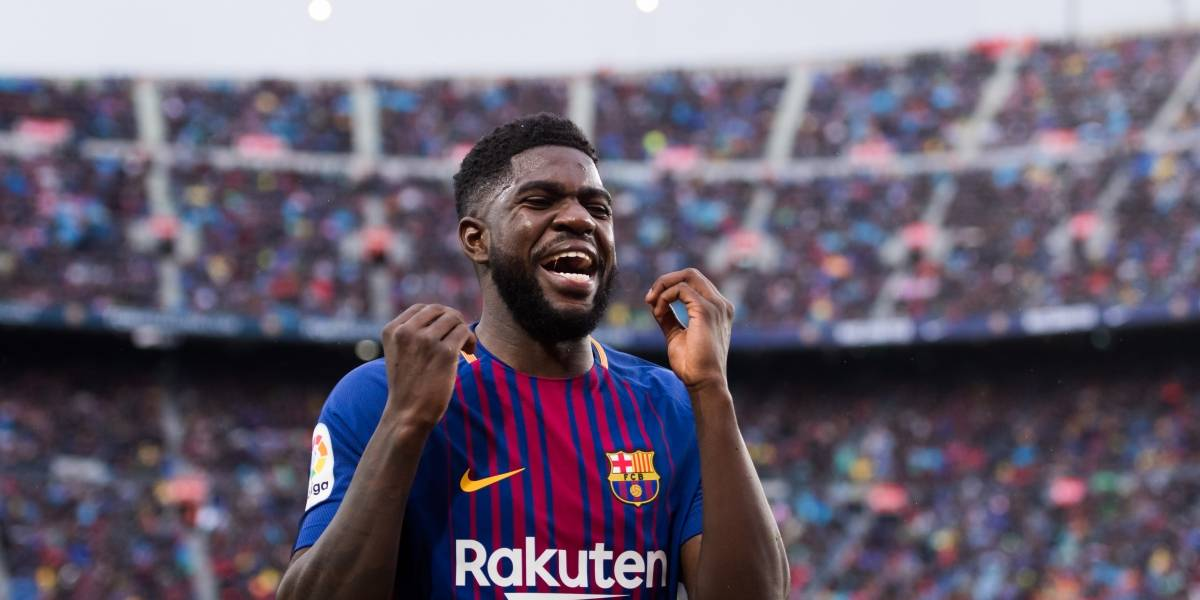 Continuidad de Samuel Umtiti en el Barcelona está en duda