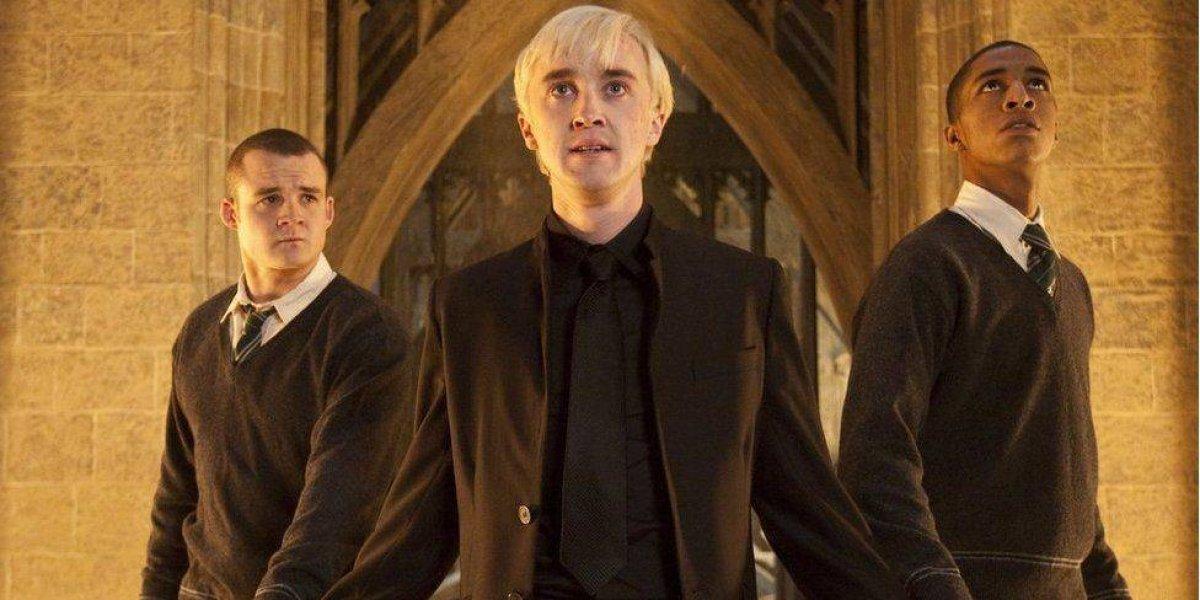 Villano de Harry Potter ahora es boxeador de artes marciales y luce irreconocible