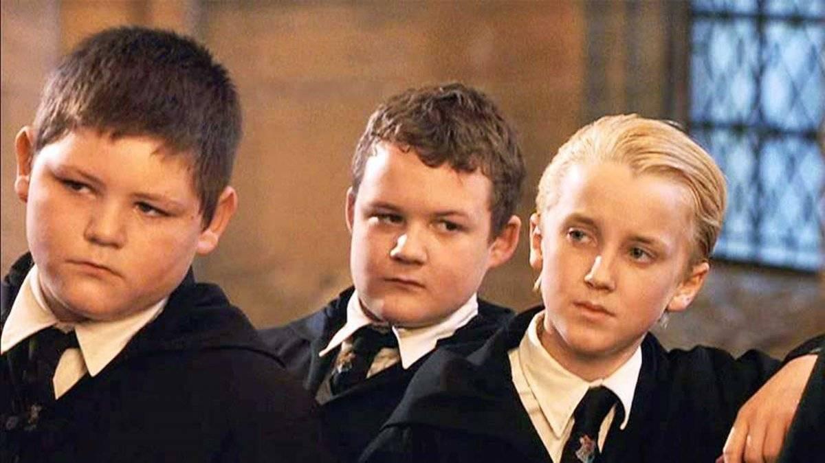"""Joshua Herdman en """"Harry Potter"""""""