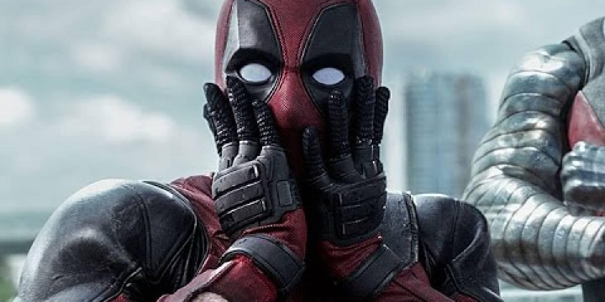 Deadpool 'se burla' de Los Vengadores