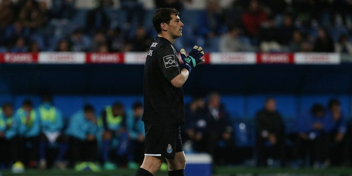 Iker Casillas llega a los mil partidos como futbolista profesional