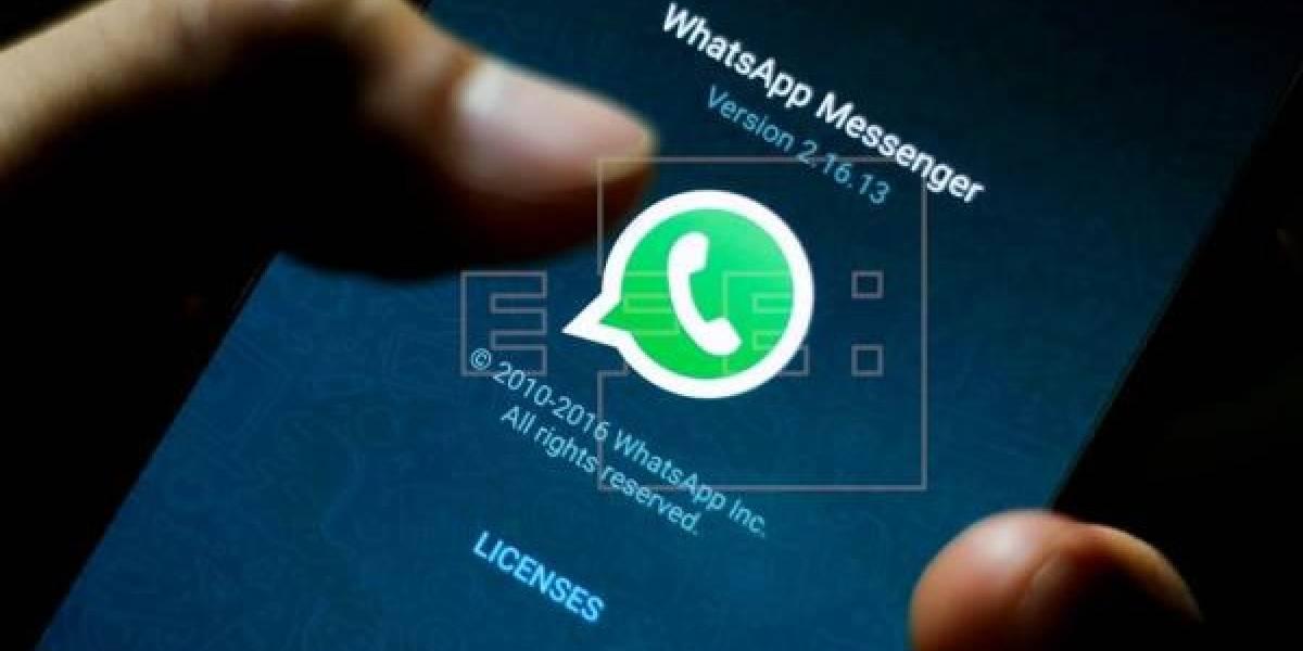 """Nueva aplicación permite saber quién te """"espía"""" en WhatsApp"""