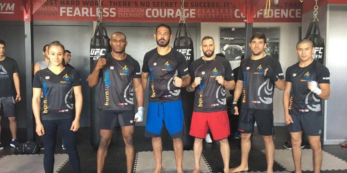 """Santiago Ponzinibbio adelanta la UFC en Chile: """"Será un evento histórico y yo voy a hacer historia"""""""