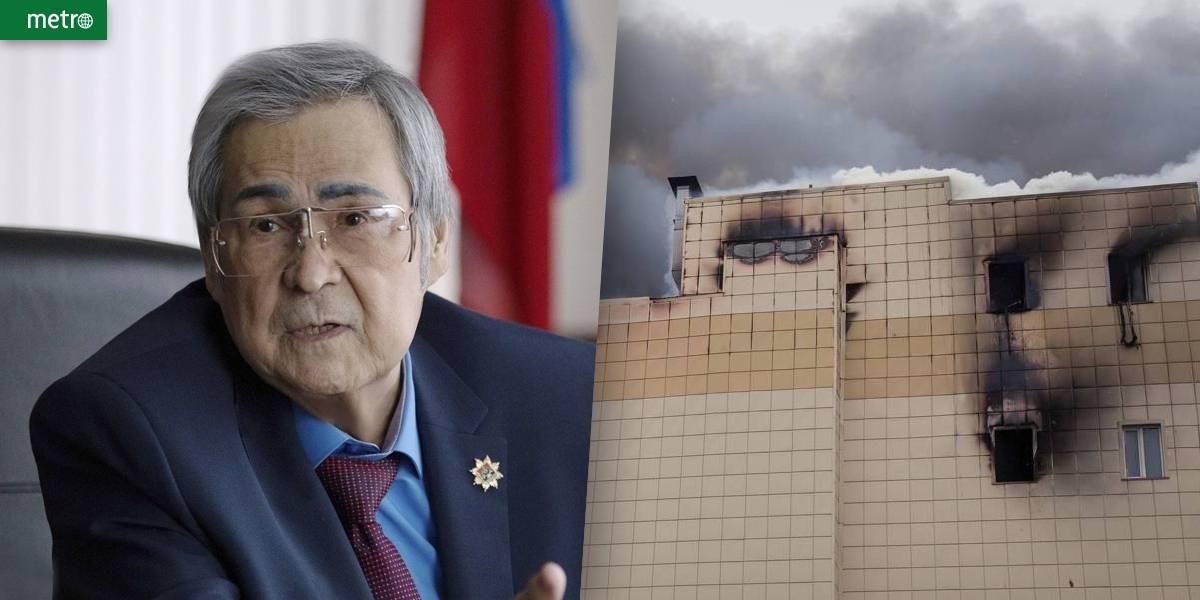 Após incêndio em shopping na Rússia, governador renuncia ao cargo
