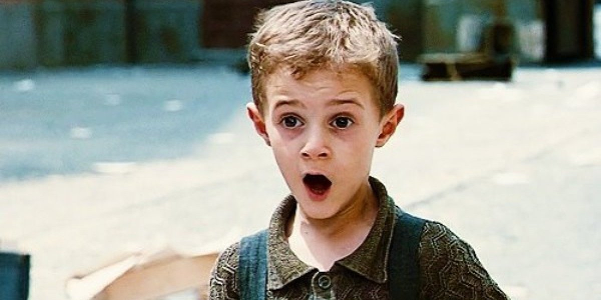 Como está atualmente o ator mais jovem do filme 'A Vida é Bela'