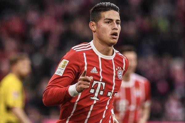 James Rodríguez será comprado por el Bayern Múnich