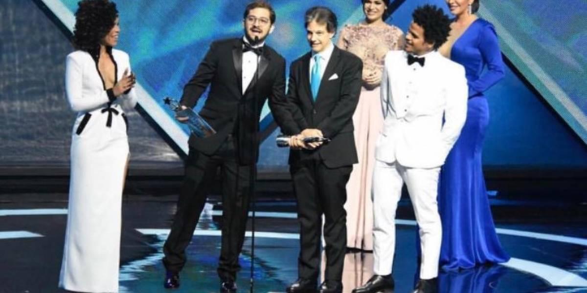 José María Cabral invita al presidente Medina a ver el filme 'Carpinteros'