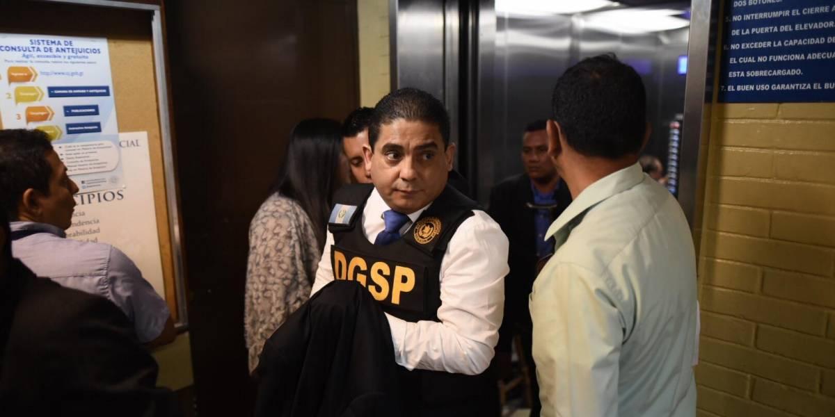 Jefe de FECI afirma que investigarán filtración de orden de captura contra Monzón
