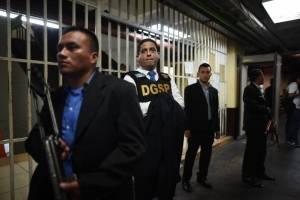 Juan Carlos Monzón declara en caso Cooptación del Estado