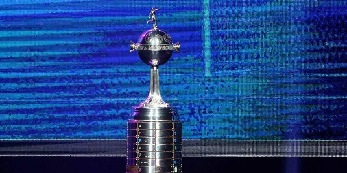 El fixture y los resultados de los equipos chilenos en la Libertadores 2018