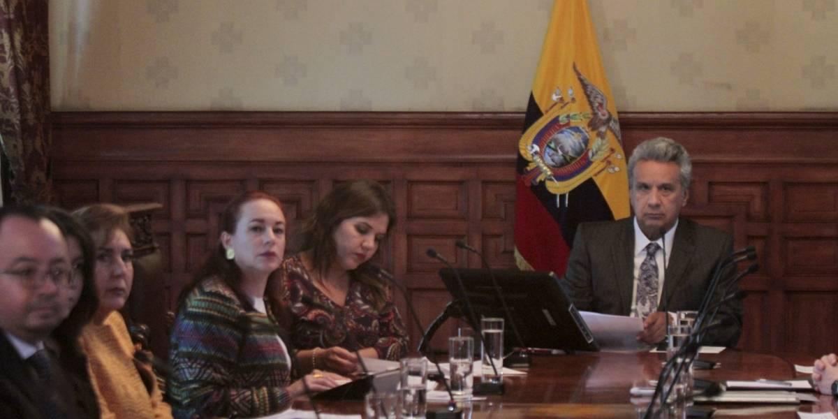 El Plan Económico de Lenín Moreno contempla cuatro ejes