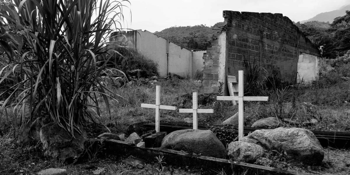 Mocoa: un año después no se ha movido una piedra en el lugar de la tragedia