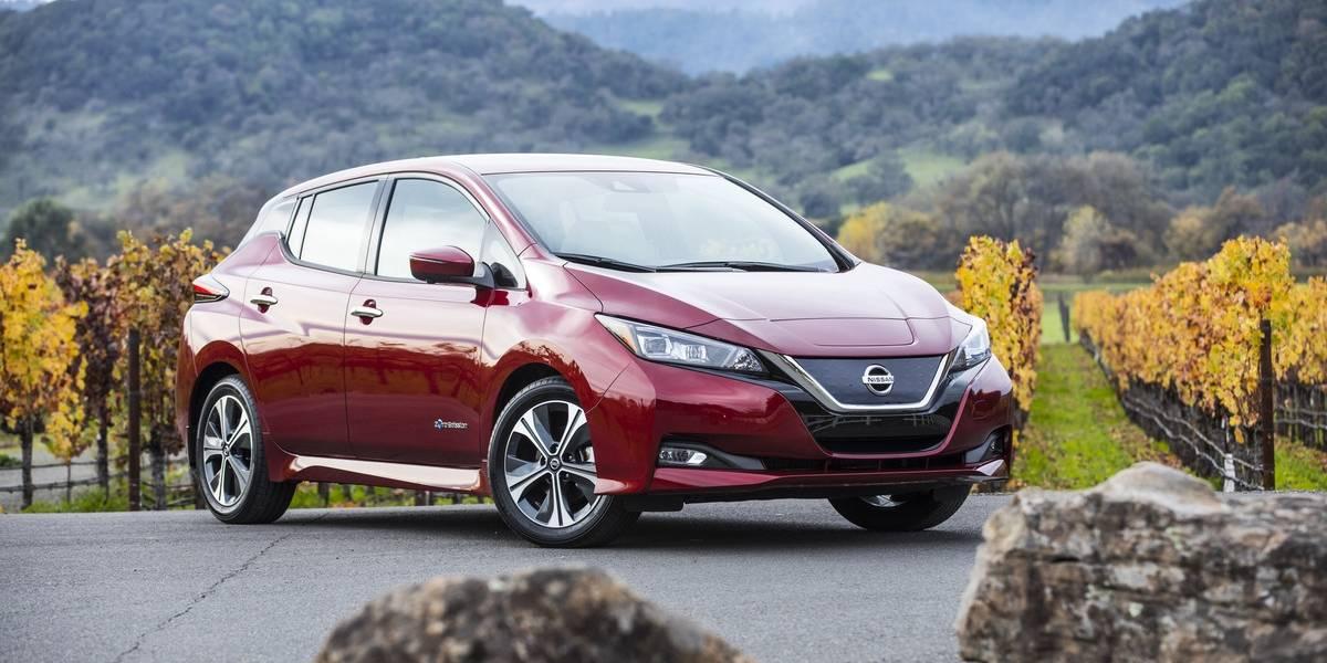 El Leaf suma un nuevo premio para Nissan