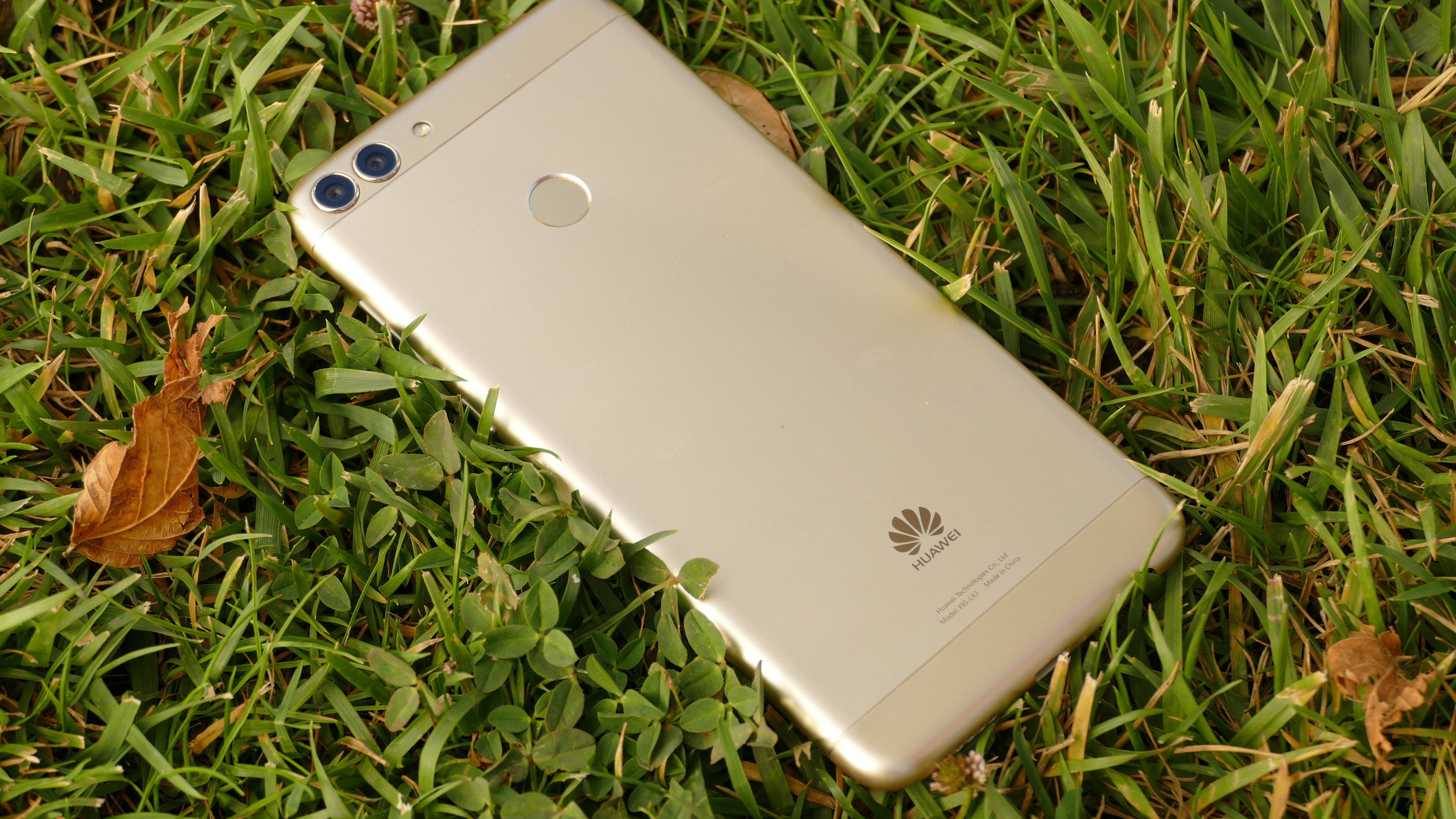 Review Huawei P Smart [FW Labs]