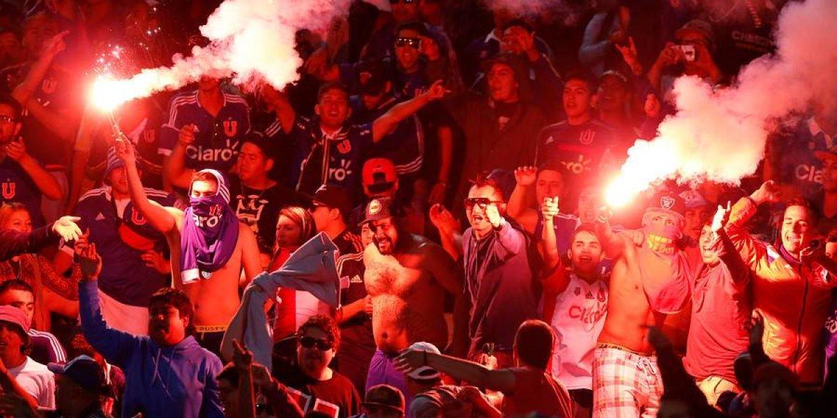 """La luz que puede """"apagar el fuego"""" de la U en la Libertadores"""