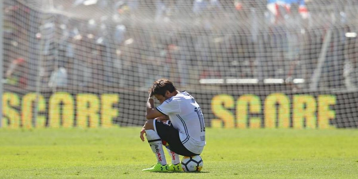 ¿Los cuidará? Jorge Valdivia y Claudio Baeza están a una amarilla de perderse el Superclásico