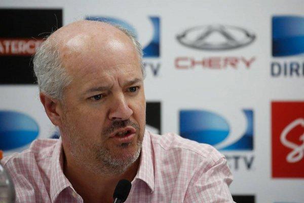Juan Tagle criticó el arbitraje de Julio Bascuñán / Foto: Photosport