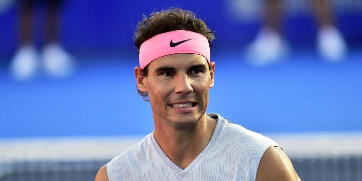 Nadal vuelve a la cima del tenis mundial y destrona a Federer