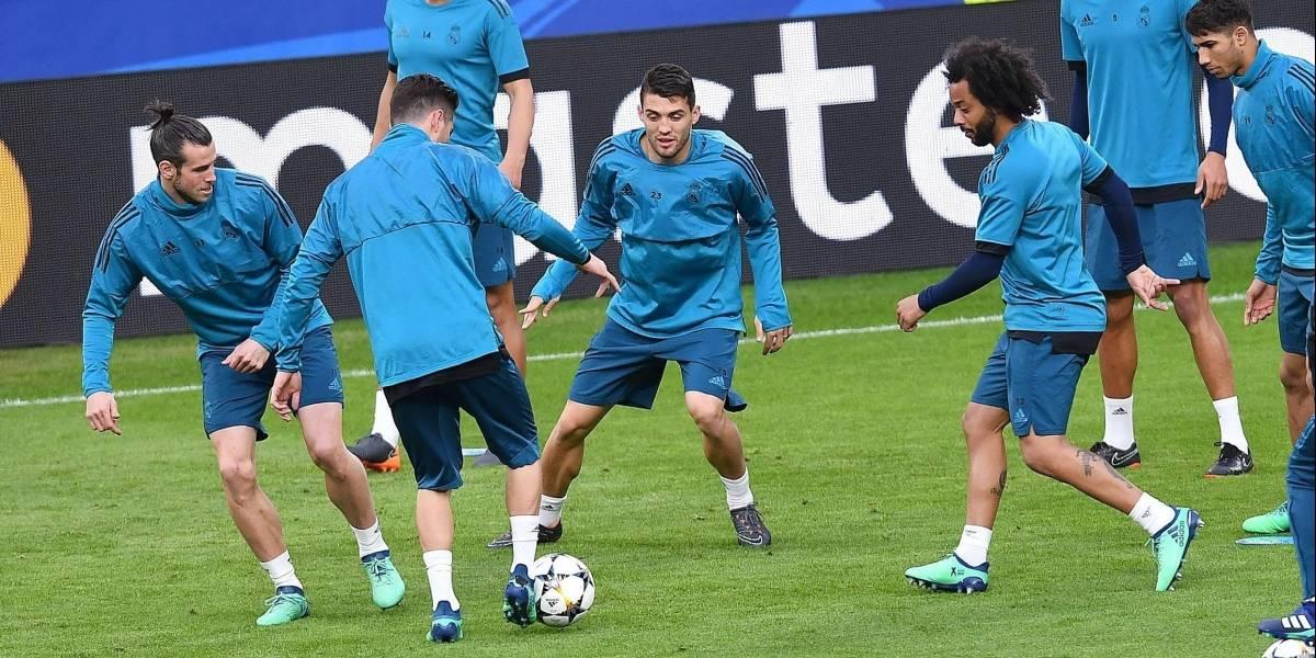 Cristiano Ronaldo marca un golazo de chilena a Juventus