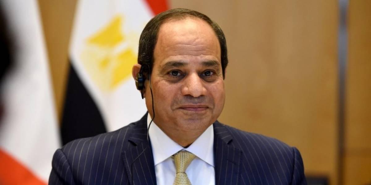Comisión electoral de Egipto anuncia victoria de Al-Sisi