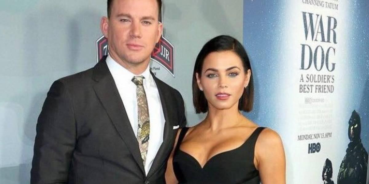 Channing Tatum se divorcia
