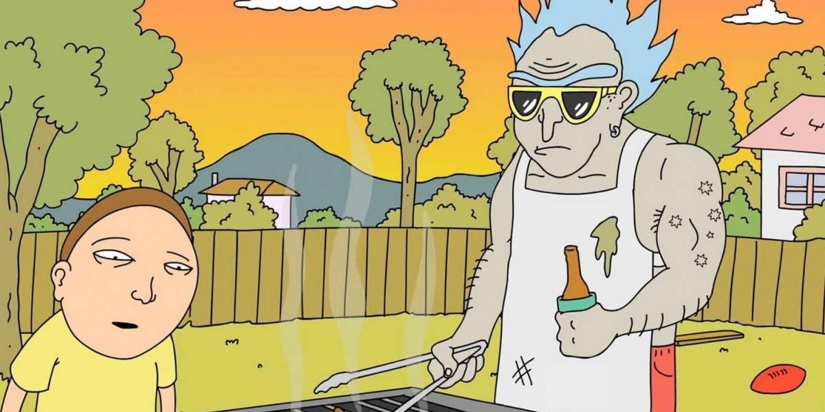 Rick and Morty: site faz piada de 1° de abril e divulga animação bizarra; assista