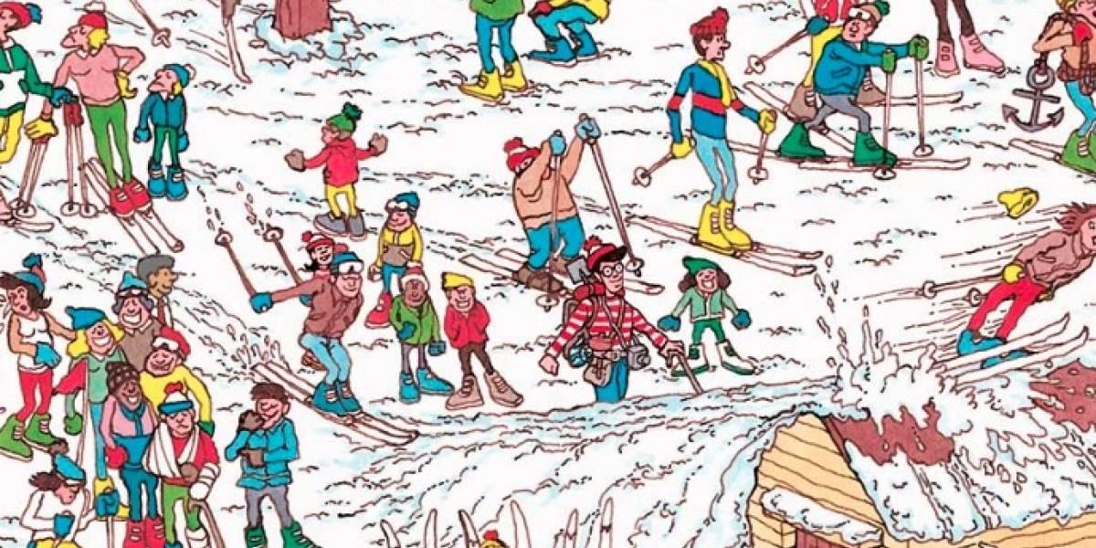 """Ahora puedes """"buscar a Wally"""" con Google Maps"""
