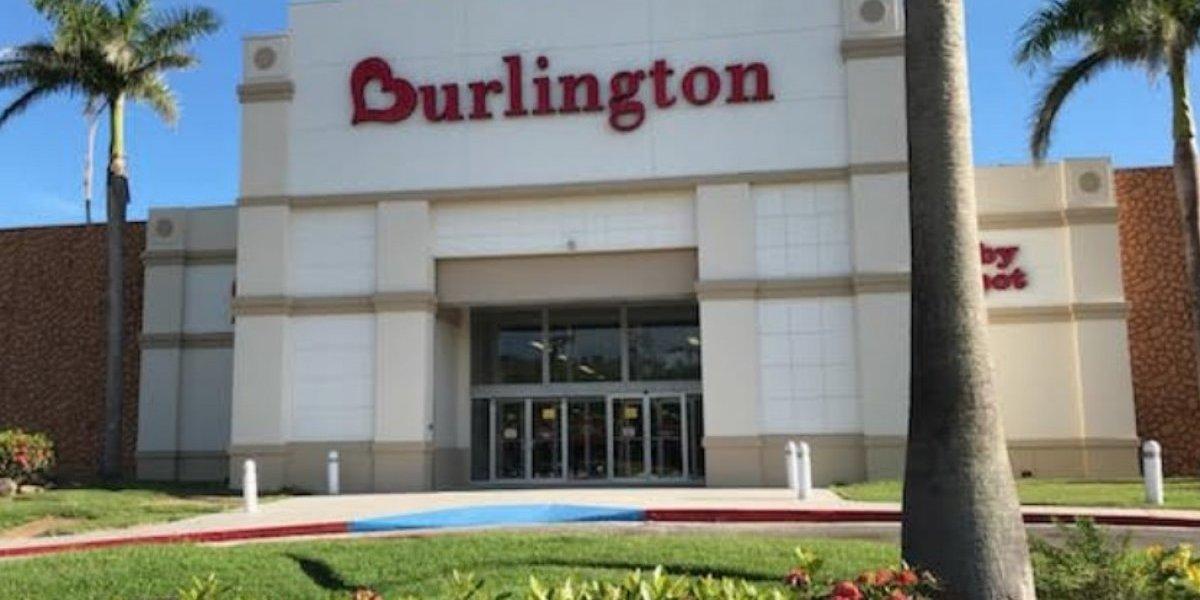 Anuncian fecha de reapertura de Burlington en Canóvanas
