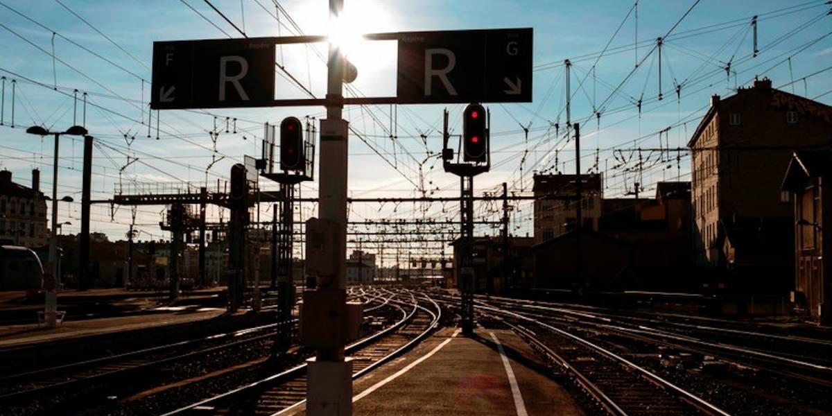 Huelga de trenes en Francia por medidas económicas