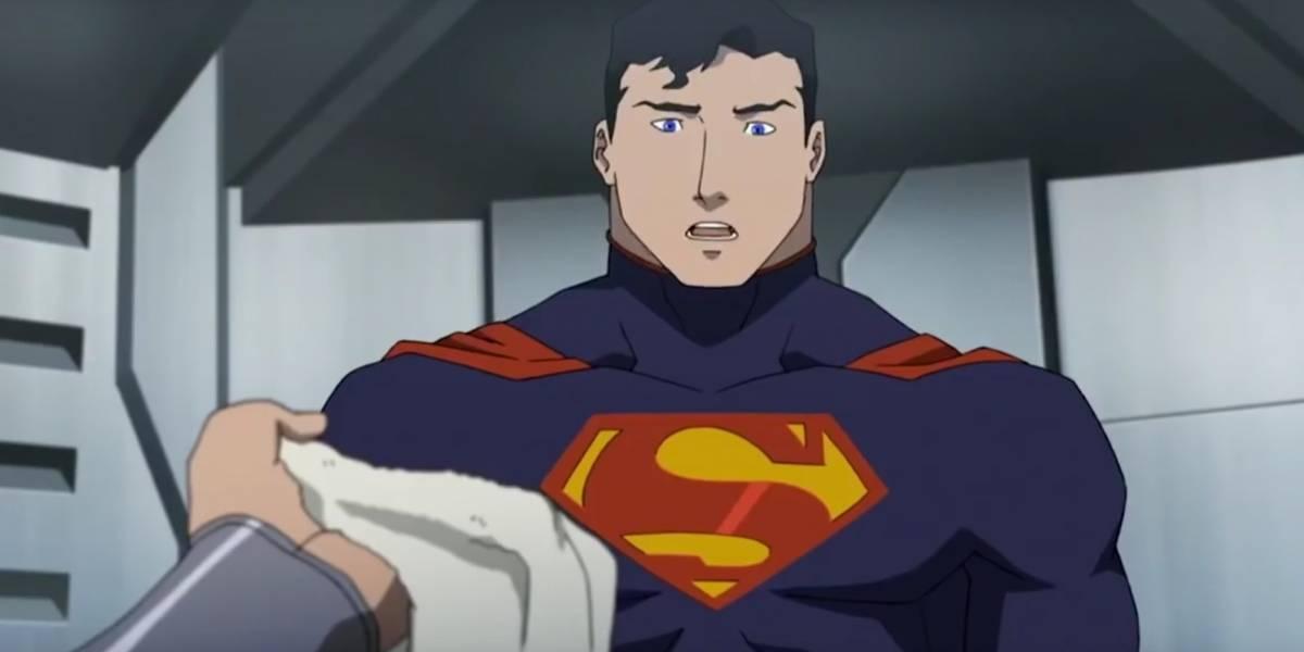Animação A Morte do Superman ganha primeiro teaser; dá só uma olhada