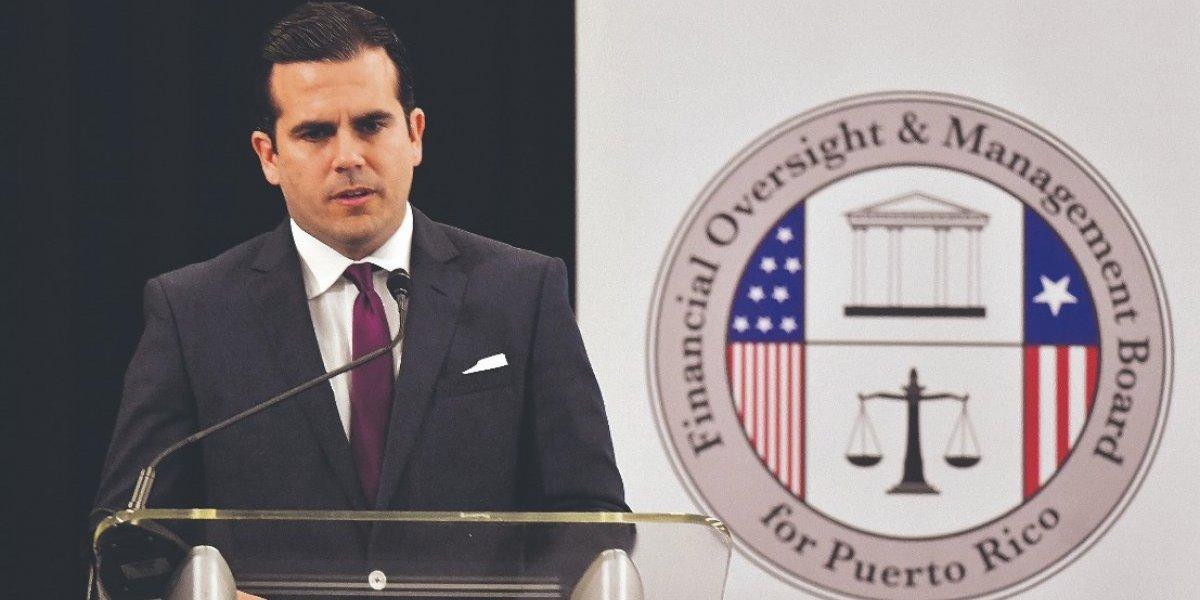 Gobernador advierte a la Junta de Control Fiscal