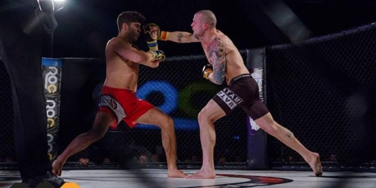 Villano de Harry Potter ahora es un férreo peleador de MMA